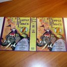 Facsimile dust jacket for Purple Prince of Oz book