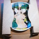 Glinda of Oz collectible plate by Knowles CO with certificate of authenticity...