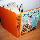 Hungry Tiger of Oz. Post 1935 edition B & W illustrations with dust jacket...