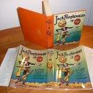 Jack Pumpkinhead of Oz. Post 1935 edition with dust jacket (c.1929)
