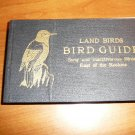 Land Birds Guide bu Chester A. Reed c.1925