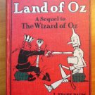 Land of Oz. 1st edition 3rd state.