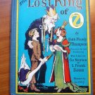 Lost King of Oz. 1st edition, 12 color plates (c.1925)