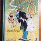 Magic of Oz. 1st edition 1st state. ~ 1919