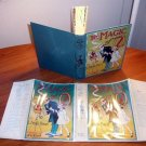 Magic of Oz. Post 1935 edition with dust jacket