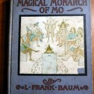 Magical Monarch of Mo. 1915 edition. Frank Baum (c.1905)