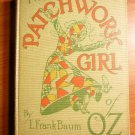 Patchwork Girl of Oz. 1st edition ~ 1913