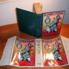 Rinkitink in Oz. Later edition without color plates in dust jacket