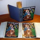 Royal book of Oz. 1928 printing, 12 color plates in dust jacket (c.1921)