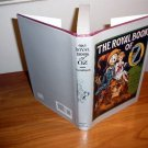 Royal book of Oz. 1980s printing, 12 color plates in dust jacket (c.1921)