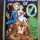 Royal book of Oz. 1st edition, 12 color plates (c.1921)