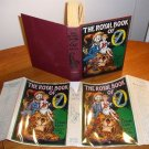 Royal book of Oz. Post 1935 printing, B & W illustrations  in dust jacket...