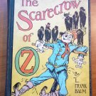 Scarecrow of Oz. Later edition with 12 color plates