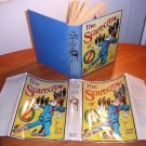 Scarecrow of Oz. Later edition without color plates in dust jacket