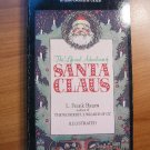 The life and adventure of Santa Claus by Frank Baum, 1986 softcover  small 3x5