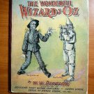 The Pictures from Wonderful Wizard of Oz,  Geo. Ogilvie , 1st edition