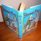 The Shaggy Man of Oz. 1980s edition  in dust jacket (c.1949)