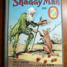 The Shaggy Man of Oz. 1st edition (c.1949)