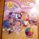 Wizard of OZ game book. Hardcover. 1995. Electronic game.