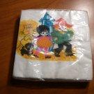 Wizard of Oz unopened napkins
