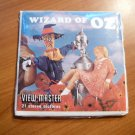 Wizard of Oz view master 21 stereo pictures