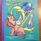 Wizard of Oz, 2000 POP-UP by Robert Sabuda, Signed 1st edition