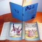 Wizard of Oz, Bobbs Merrilll, 1944 edition in dust jacket