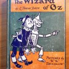 Wizard of Oz, Bobbs Merrilll, 5th edition, 1st state