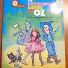 Wizard of Oz. 1977. Golden Press. Softcover.