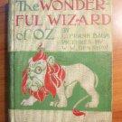 Wonderful Wizard of Oz  Geo M. Hill, 1st edition