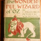 Wonderful Wizard of Oz  Geo M. Hill, 1st edition, 2nd state