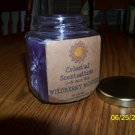 6 oz Palm Wax Candle Wildberry Mousse Scent