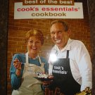 Best Of The Best Cook's Essential's Cookbook McKee and Warden
