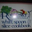 Rochester International Whiff Spoon & Slice Cookbook Regional LPGA Ladies Golf New York