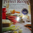 The Perfect Recipe Pam Anderson Cookbook