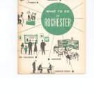 Vintage What To Do In Rochester New York Guide