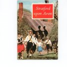 Vintage Stratford Upon Avon Travel Guide