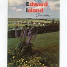 Vintage Prince Edward Island Canada Travel Guide