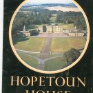 Hopetoun House Guide