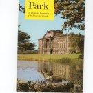 Vintage Lyme Park Guide