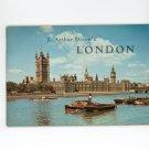 Vintage J. Arthur Dixon's London Guide