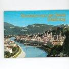 Souvenir aus der stadt Salzburg Guide/Book