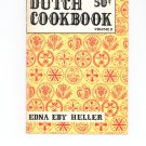 Dutch Cookbook Volume II Edna Eby Heller
