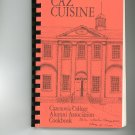Caz Cuisine Cookbook