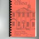 Caz Cuisine Cookbook