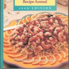 Sunset Recipe Annual Cookbook