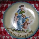 A Mothers Journey  Berda Hummel Mother's Day 1985 Schmid Collector Plate