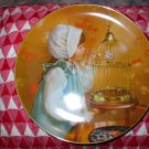 Morning Song by Sandra Kuck Collector Plate Reco