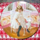 Easter at Grandma's by Sandra Kuck Collector Plate Reco