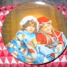 Fireside Dreams by Sandra Kuck Collector Plate Reco